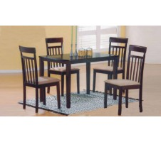 Gardena 5pc Dining Set