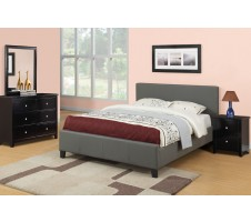 Nova Bedroom Set Gray