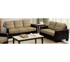 Alexis Sofa and Loveseat