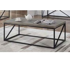 SALE! Gus Coffee Table in Weathered Finish