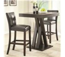 3pc. Martin Dining Table & Chair
