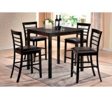 Bora 5pc.  Dining Set
