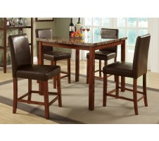 Rocco 5pc. Counter  Dining Set