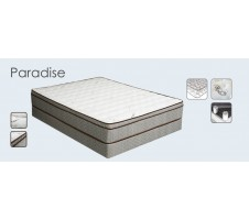 Paradise Eurotop Full size Mattress