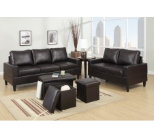 SALE!! F7598 2pc. Sofa and Loveseat Set