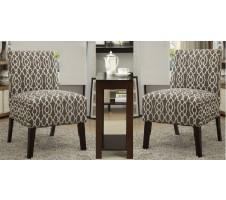 Venezia 3pc. Accent Chair set